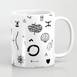 DINGBATS FY Coffee Mug