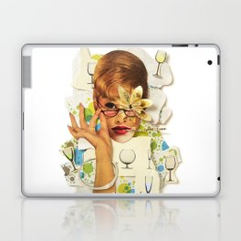 Blaise | Collage Laptop & iPad Skin