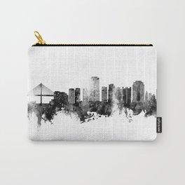 Long Beach California Skyline Carry-All Pouch