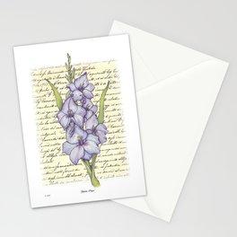 Gladiola Dragon Stationery Cards