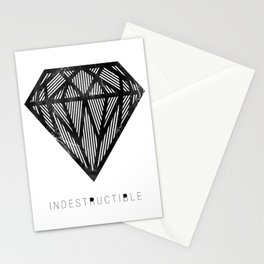 VISION CITY - INDESTRUCTIBLE Stationery Cards