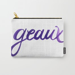 Geaux iii Carry-All Pouch