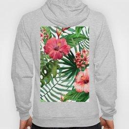 FLOWERS WATERCOLOR 8 Hoody