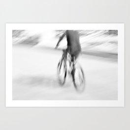 Traveller I Art Print