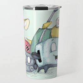 Brave Little Plushies Travel Mug