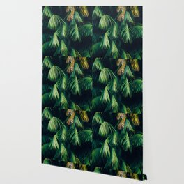 The Evergreen Needles (Color) Wallpaper