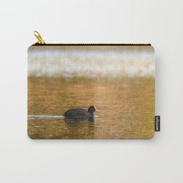 swimming trough gold Carry-All Pouch