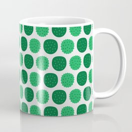 Dotty Durians - Singapore Tropical Fruits Series Coffee Mug