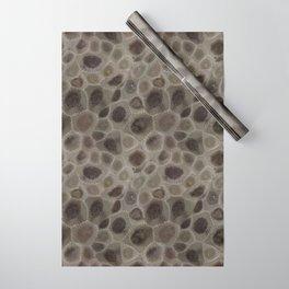 Petoskey Stone Wrapping Paper