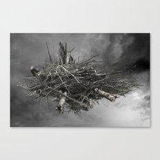 HIGH WOOD Canvas Print