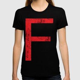 F (failure) T-shirt