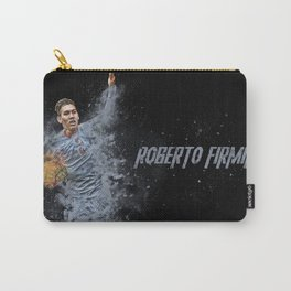 Liverpool FC: Roberto Firmino smoke design Carry-All Pouch