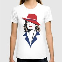 peggy carter T-shirts featuring Peggy Carter by Arne AKA Ratscape