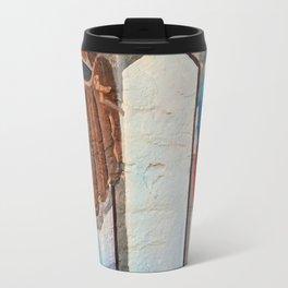 Cleveland Fort Myers Breakwall Travel Mug
