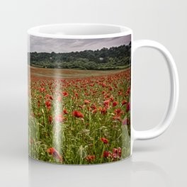 Boxley Poppy Fields Coffee Mug