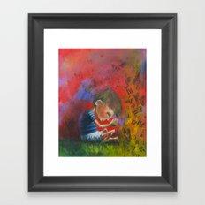 Suenos (Dreams) Framed Art Print