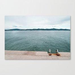 Zadar 1.7 Canvas Print