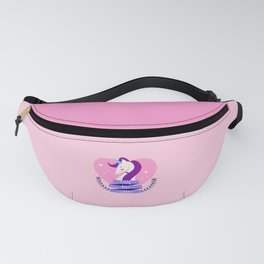 Cute But Stabby, Funny, Quote Fanny Pack