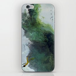 Third Passion iPhone Skin