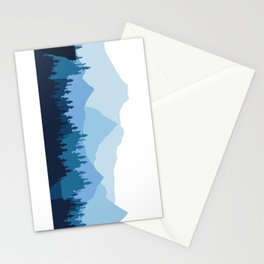 Mountaineer Stationery Cards
