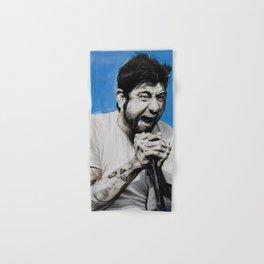 'Chino Moreno' Hand & Bath Towel