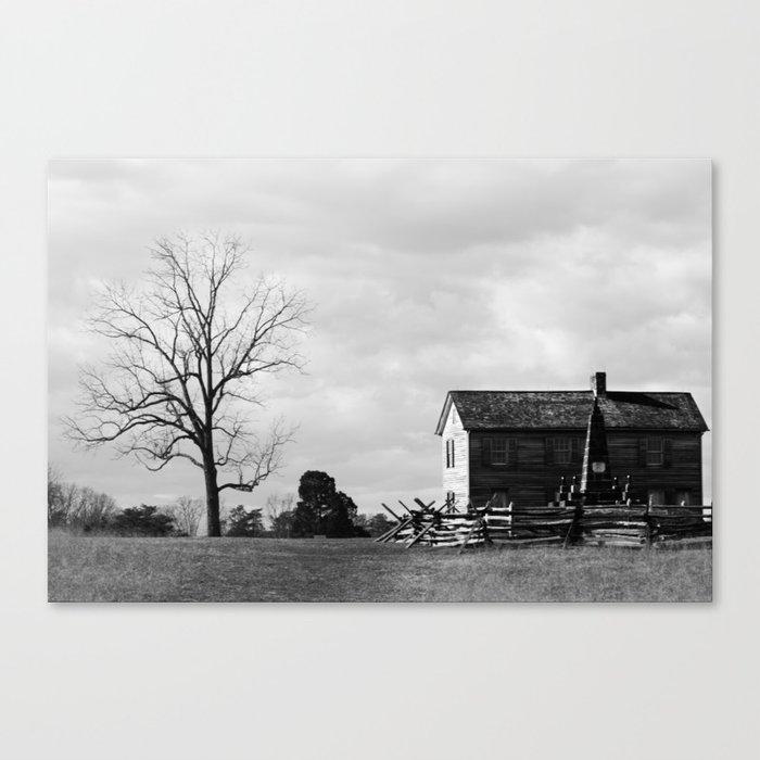 Farm Life - Photo Canvas Print