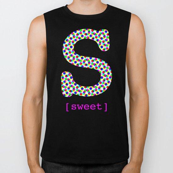 #S [sweet] Biker Tank
