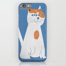 Sam the cat iPhone 6s Slim Case