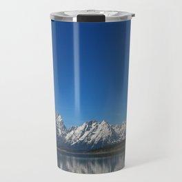 Grand Teton Reflection Travel Mug
