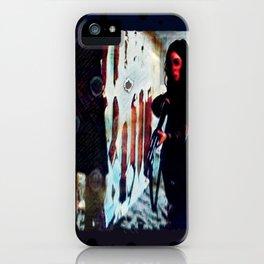 Inimical Beast iPhone Case
