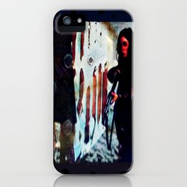 Inimical Beast iPhone Case