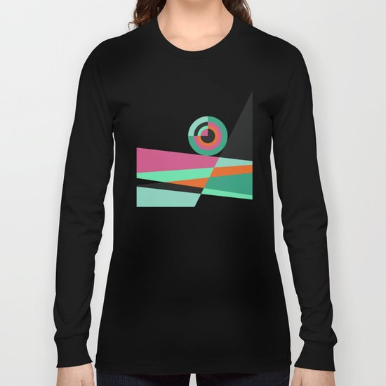 Geometric#30 Long Sleeve T-shirt