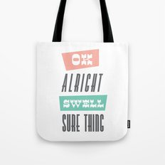 swell Tote Bag