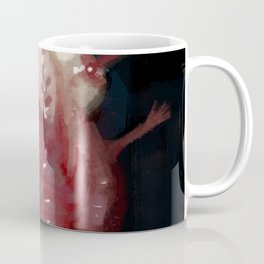 Mutated heart Coffee Mug