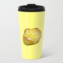 Corn Bun Travel Mug