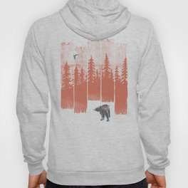 A Bear in the Wild... Hoody