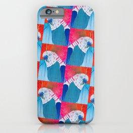 Budgie iPhone Case