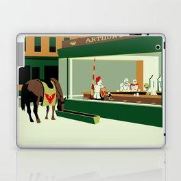 Knight Hawks Laptop & iPad Skin