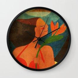 Las Palmas de Gran Canaria Wall Clock