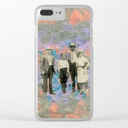Welcome To Caly Clear iPhone Case