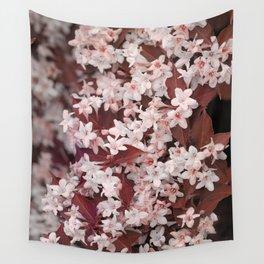 Pink Phlox Wall Tapestry