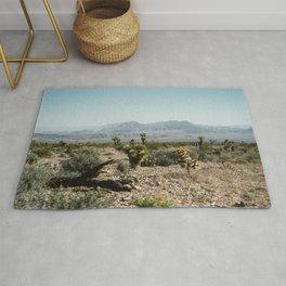 Nevada Desert Scene Rug