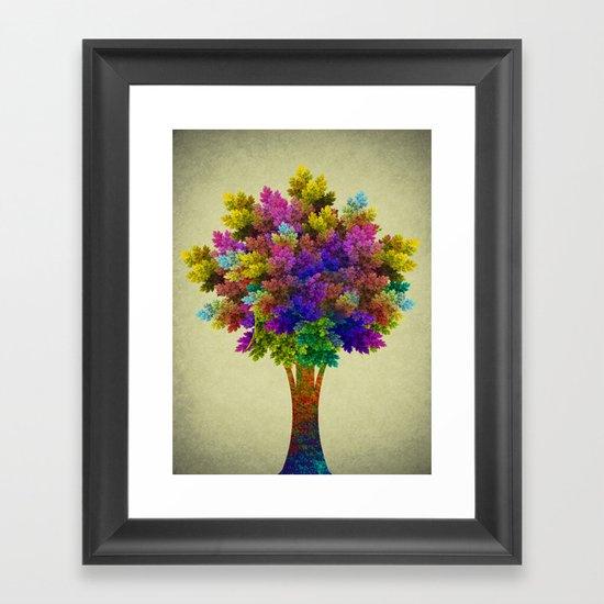 Miracle Tree Framed Art Print