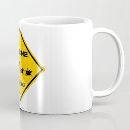 Drone X-Ing Coffee Mug