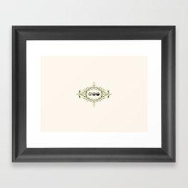 One for all, all for one! Framed Art Print