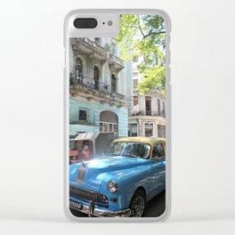 auto antiche Clear iPhone Case