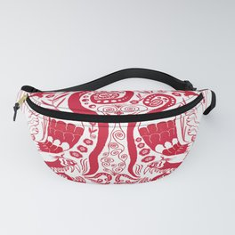 Double Dragons Fanny Pack