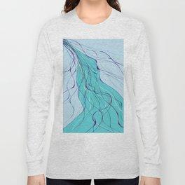 Fine lines Long Sleeve T-shirt