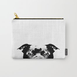 Staffordshire Bull Terrier Dog Carry-All Pouch
