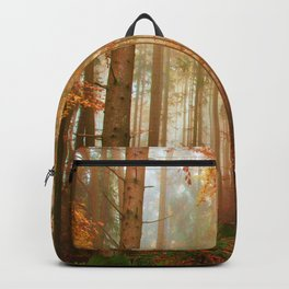 Trees in the Forest - Autumn Backpack